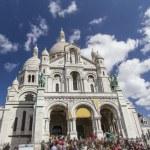 Sacre Coeur Basilica in Paris, France — Stock Photo #11165946