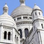 Sacre Coeur Basilica in Paris, France — Stock Photo #11165991