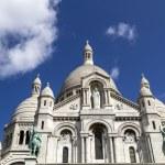 Sacre Coeur Basilica in Paris, France — Stock Photo #11166008
