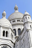 Basilique du sacré cœur à paris, france — Photo