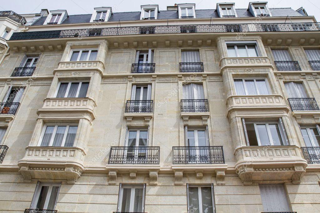 Tipica architettura parigina francia foto stock for Architettura a parigi