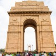 The famous India Gate in New Delhi, India — Foto de Stock