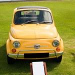 1972 Fiat 500 — Stock Photo #11556648