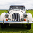 English Morgan retro car — Stock Photo