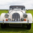 Stock Photo: English Morgan retro car