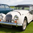 English Morgan retro car — 图库照片
