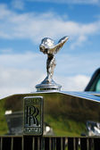 Rolls royce car symbol — Stock Photo