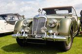 English Riley retro car — Stock Photo