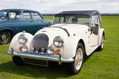 English Morgan retro car — Stock Photo