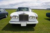 Luxury English Rolls Royce classic car — Stock Photo
