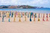San lorenzo beach — Stok fotoğraf