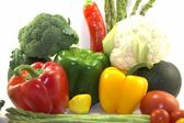 Vegetables — Stock Photo
