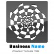 Abstract Company Logo — Stock Photo
