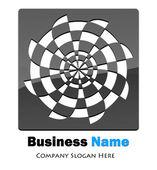 Abstract Company Logo — Stock Photo