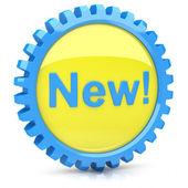 New icon — Stok fotoğraf
