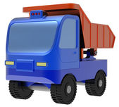Abstract toy truck — Stock Photo