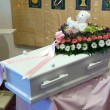 Stock Photo: Coffin for a kid