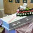 Coffin for a kid — Stock Photo #11010185