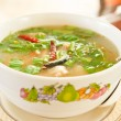 Delicious thai food style / tomyum - Stock Photo