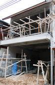 Maison actuellement en construction — Photo