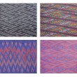 Hand made fabric pattern — Stock Photo #11849582