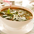 Delicious thai food style / tomyum — Stock Photo