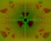 Fundo abstrato colorido — Fotografia Stock
