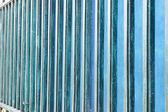 Tiriz ve çit. — Stok fotoğraf