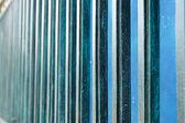 Lath fence. — Stock Photo