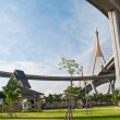 Bhumibol Bridge — Foto Stock