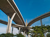 Bhumibol Bridge — Stock Photo
