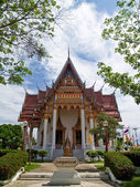Sri Mueang Temple — Stock Photo
