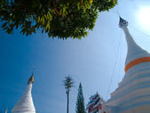 Phra That Doi Kong Mu (Buddha's relics Doi Kong Mu) — Zdjęcie stockowe