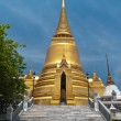 Phra Sri Ratana Chedi — Stock Photo