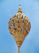 Golden decorations — Stock Photo