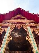 вход в храм нанг sao — Стоковое фото