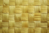 The box weaved from banana fibers — Stock Photo