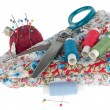 Set for sewing — Stock Photo