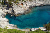 Small Mediterranean Bay — Stockfoto