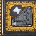 Broken Central Processor Unit — Stock Photo