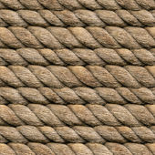 Hemp Rope Seamless — Stock Photo