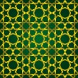 Stock Vector: Islamic pattern