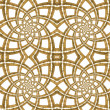 Golden Seamless Pattern — Stock Photo