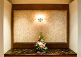 The Inside of hotel — Stock Photo