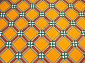 The Colorful of old ceramic floor background — Stock Photo