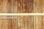 Bambu duvar arka plan — Stok fotoğraf