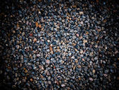 The Closeup of pebbles background — Stock Photo