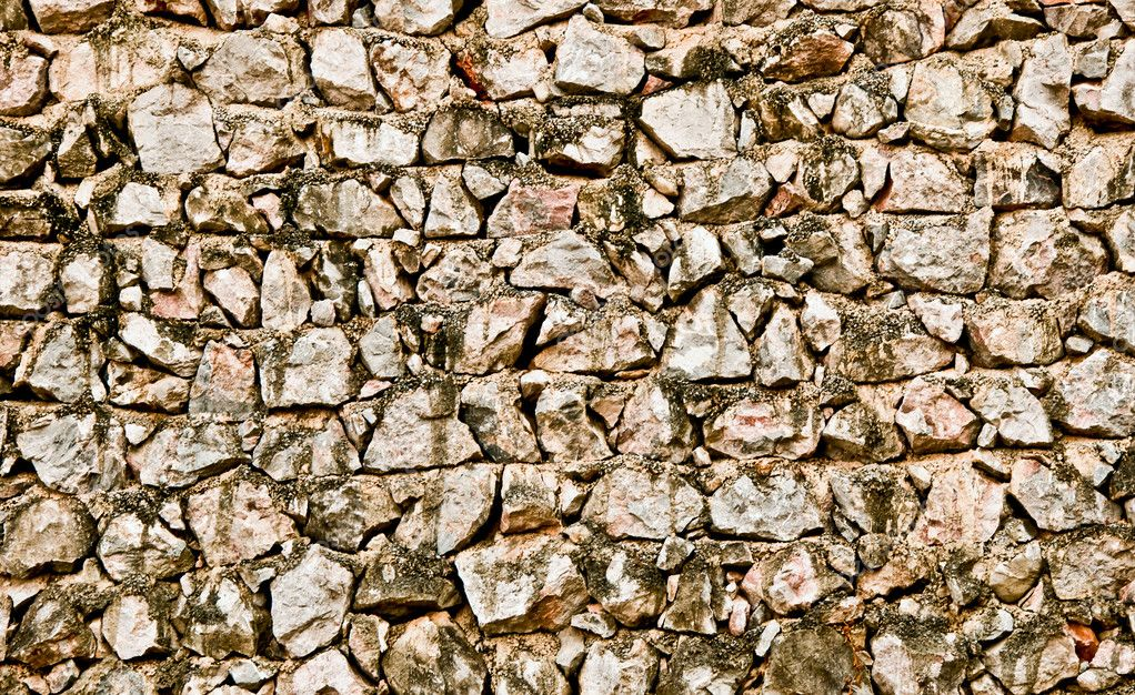The Rock wall texture background — Stock Photo #10884474