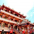 Постер, плакат: The Joss house of naja