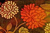 The Ceramic texture of flower — Stock Photo